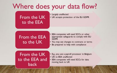 Brexit Basics for Data Protection